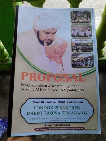 Proposal Haflah 2015 Ppdt