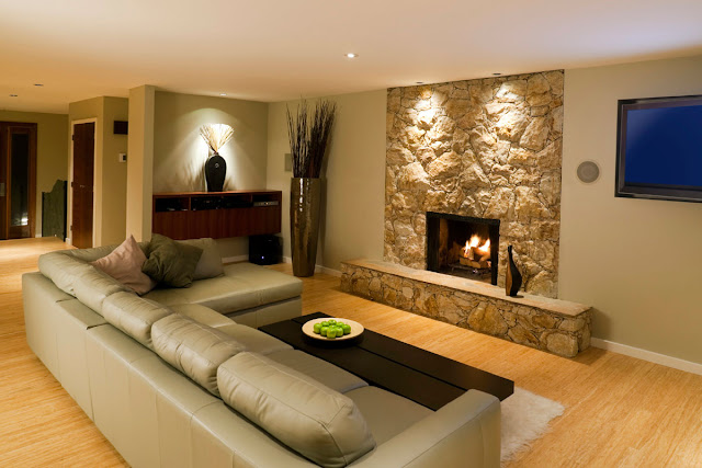 Small Living Room Designs With Fireplaces