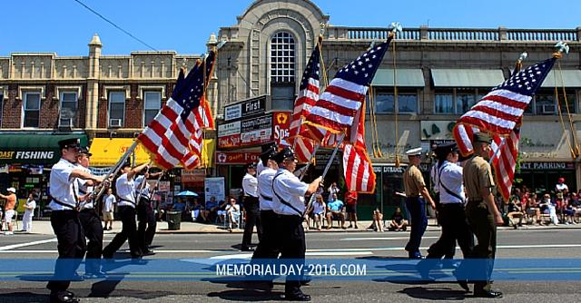 Memorial Day 2016 Parade