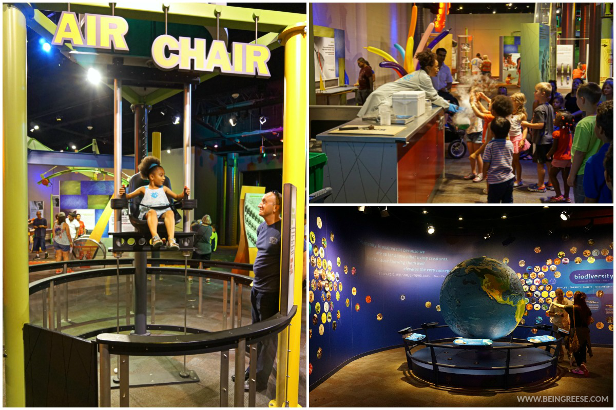 Best educational activities in Charlotte