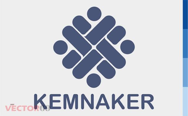 Logo Kementerian Ketenagakerjaan (Kemnaker) Indonesia - Download Vector File EPS (Encapsulated PostScript)