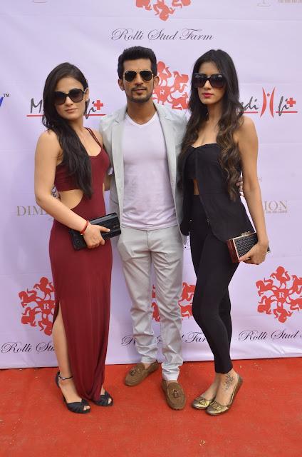 Radhika madan, Arjun Bijlani & Smriti Khanna