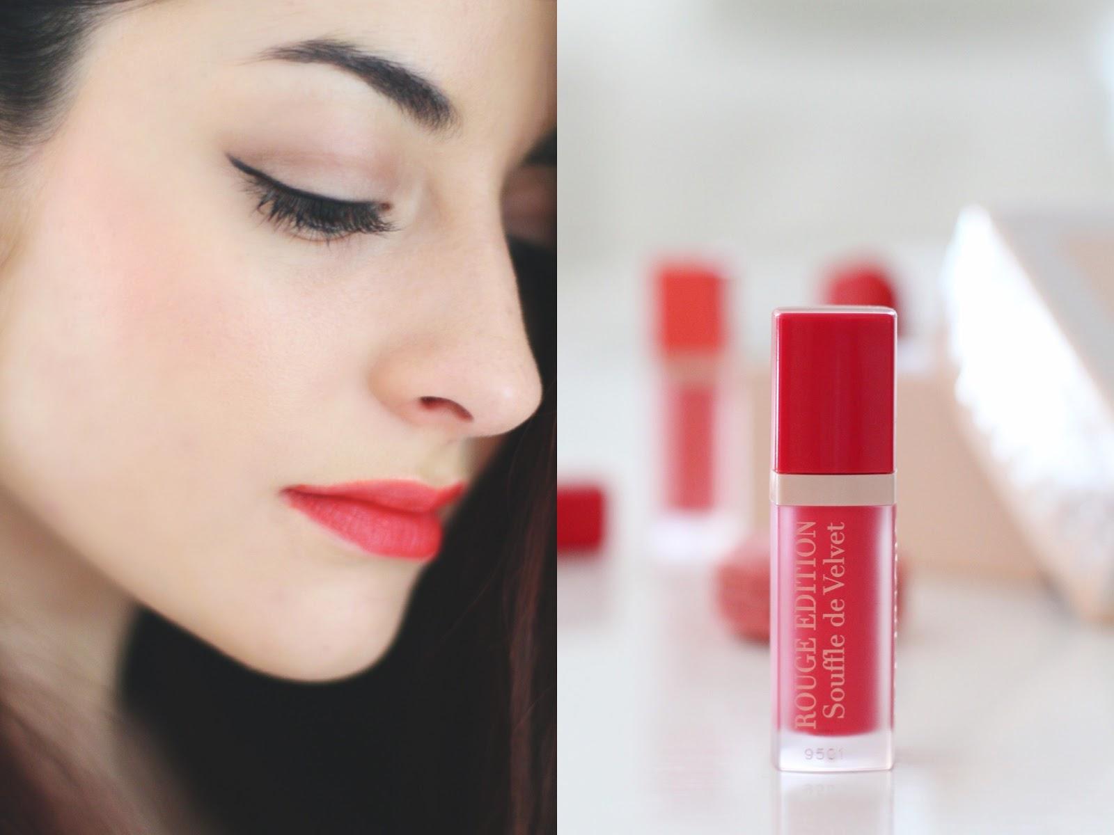 fuchsiamallow Rouge Edition Souffle de Velvet Bourjois