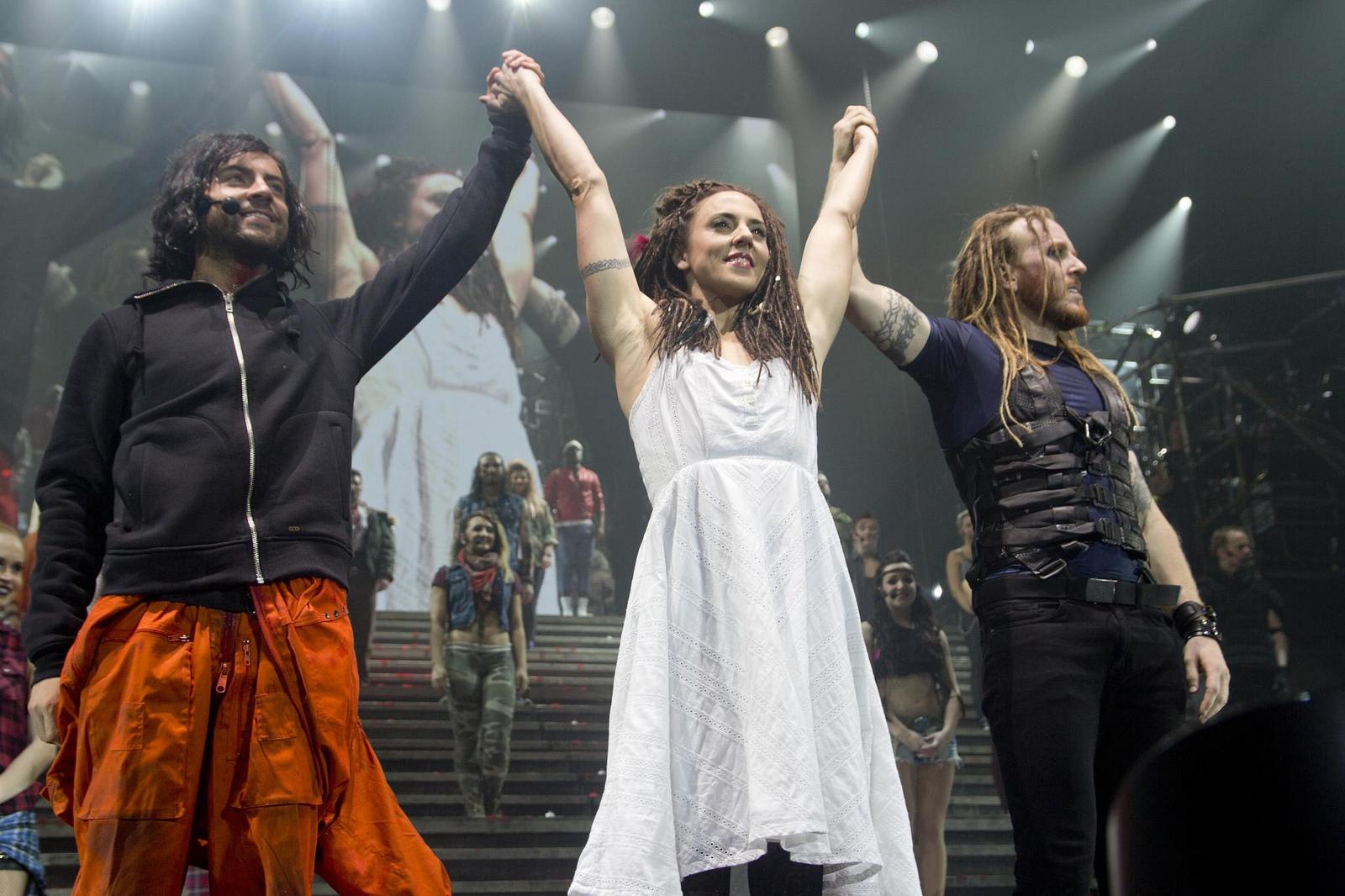 Fruitless Pursuits: Jesus Christ Superstar Arena ...