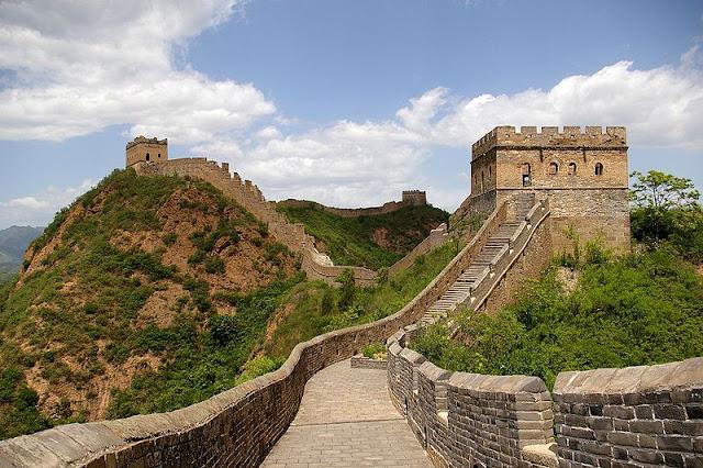 Tembok Besar Cina, Tiongkok