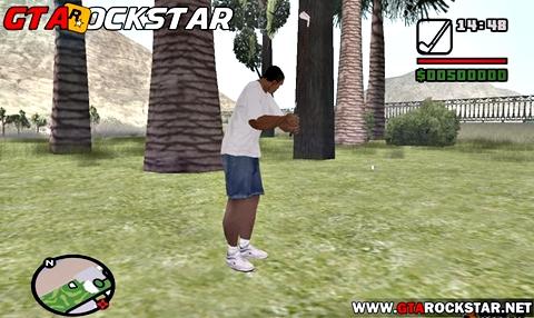 Mod Jogar Golf para GTA San Andreas