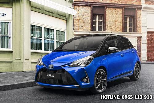 Giá xe Toyota Yaris 2017 Hải Phòng