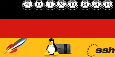 SSH from us is SSH Premium Account of VPS Data Center SSH Frankfurt, Jerman