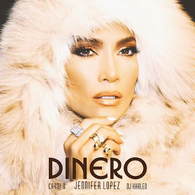 Jennifer Lopez Unveils New Song 'Dinero' feat. DJ Khaled & Cardi B