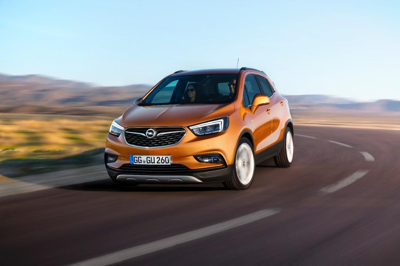 cq5dam.web.1280.1280 Το Νέο Opel Mokka X έρχεται με τετρακίνηση και 152 ίππους από τον 1.4 Direct Injection Turbo compact SUV, Opel, Opel Mokka, SUV