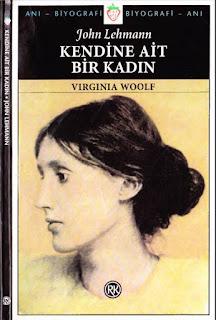 John Lehmann - Virginia Woolf Kendine Ait Bir Kadın