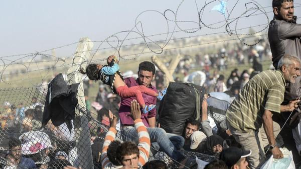 La ONU considera ilegal las deportaciones de refugiados de la UE a Turquía