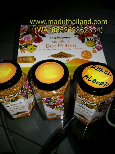 Jual multiflora Beepollen asli thailand, thepprasit brand