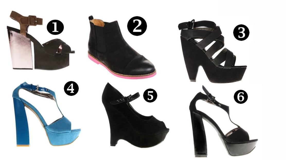 Zando   Miss Black   were R550, now R360   Stiletto heels