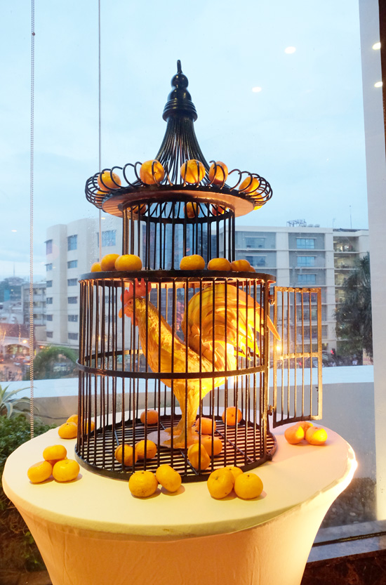 MARCO POLO DAVAO WELCOMES YEAR OF THE FIRE ROOSTER AT LOTUS COURT