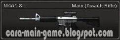M4A1 Sl. Senjata Point Blank PB Weapon