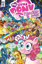 MLP Friendship is Magic #42 Comic