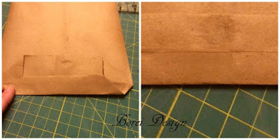 Recycled Craft Tutorials: How to make inexpensive diy paper gift bags