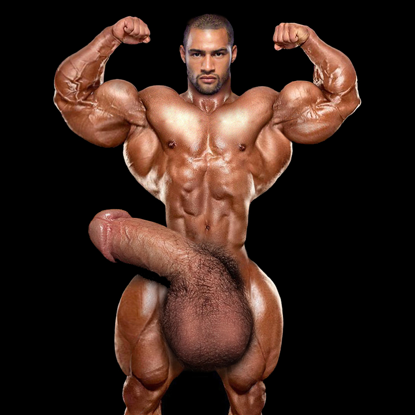 Horny bodybuilders sucking fucking
