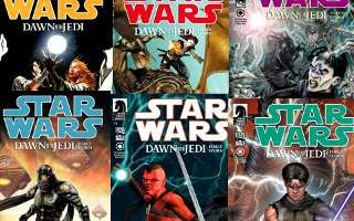 Star Wars: Dawn of the Jedi - Force Storm Download