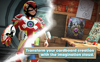 Free Download Game Playworld Superheroes APK+DATA Terbaru 2018