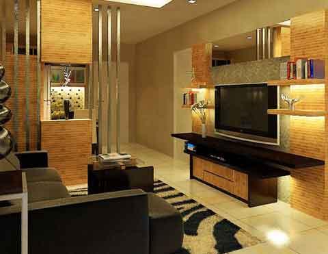 contoh desain interior ruang keluarga minimalis | blog