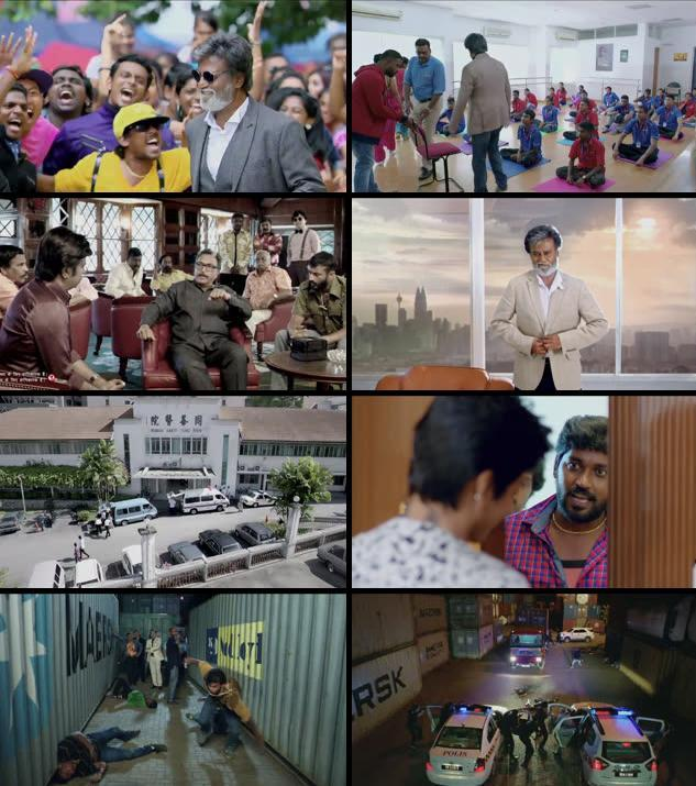 Kabali 2016 Hindi 480p HDRip