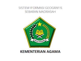 Petunjuk Penggunaan Aplikasi GIS Sebaran Madrasah
