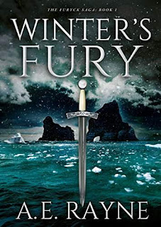 Winter's Fury (The Furyck Saga: Book 1) free book promotion A.E. Rayne