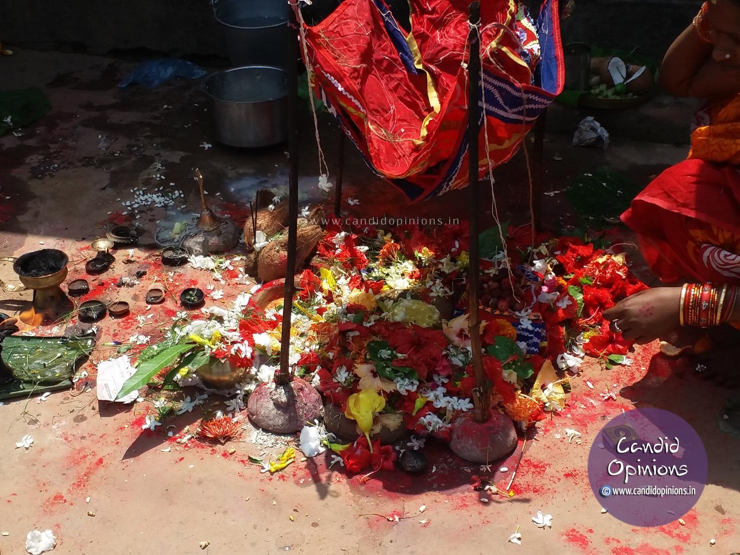 Chaitra Mangalabara Osha Panthei Puja