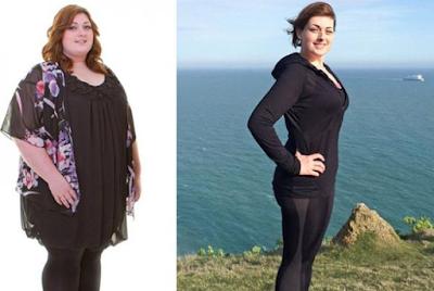5 Kisah Wanita Yang Berhasil Turunkan Berat Badan