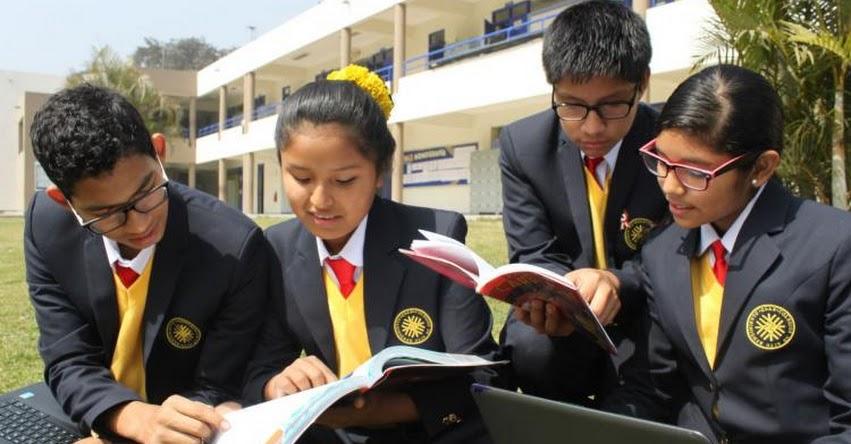 MINEDU convoca a profesionales para postular a plazas vacantes en colegios de alto rendimiento - COAR