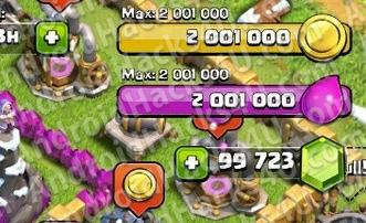 apk hack clash of clans 5.113.2