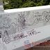 4 Hari Selepas Dibuka, Vandalisme Cemari Jalan Pintas Rawang