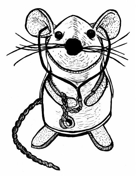 Multiple Sclerosis Research: MouseDoctor:Self Portrait