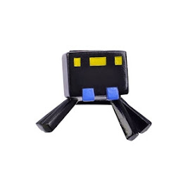 Minecraft Black Widow Spider Mini Figures