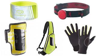 accesorios running
