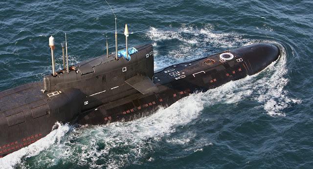 روبوت بحري روسي