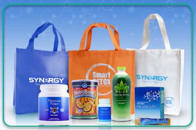 Kini Smart Detox Synergy Tersedia Di Padang