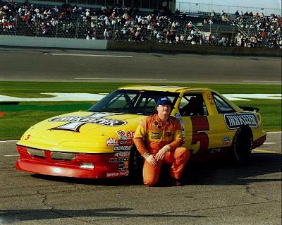 Jay Fogleman #5 Innkeeper Racing Champions 1/64 NASCAR diecast Richard Lasater