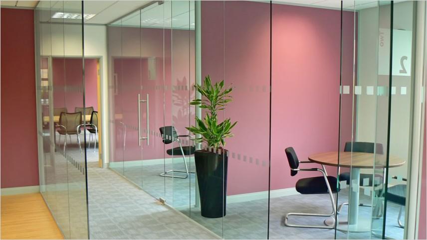 Partisi Kaca untuk Desain Kantor Modern dan Elegan ~ METRO ...