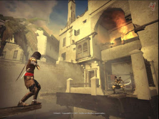 Prince of Persia 3: The Two Thrones (PS2) 2005