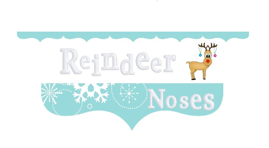 Craftaphile Free Printable Treat Bag Toppers for Reindeer Noses