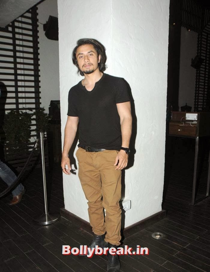 Ali Zafar, Suchitra Pillai Hosted Absolute Elyx Party