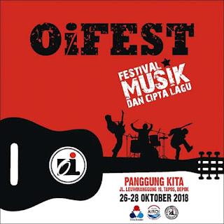 Oi Fest 2018 | Festival Musik Dan Cipta Lagu