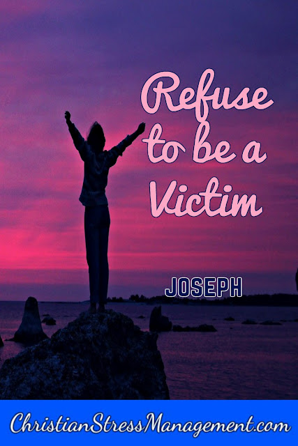 Refuse to be a Victim: Joseph