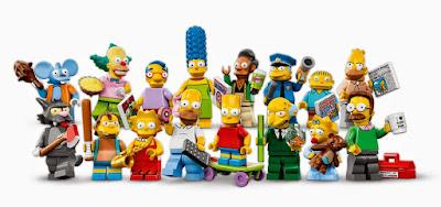 LEGO-Simpsons-minifigures