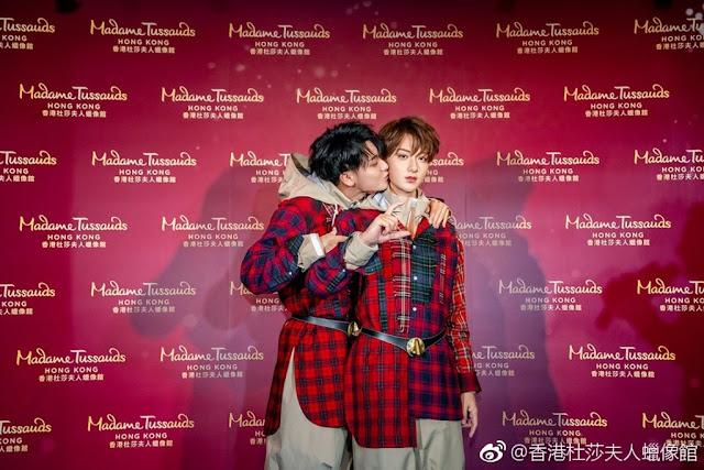 Huang Zitao Madame Tussauds Wax