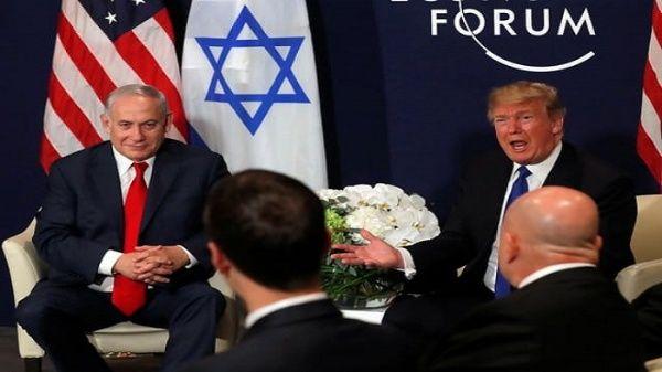 Netanyahu irá a EE.UU. en medio de protestas por corrupción