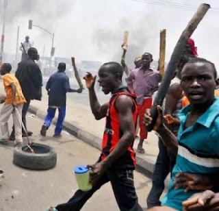 Clash in Kaduna